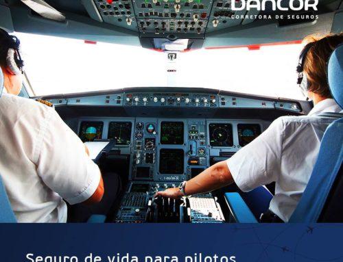 Seguro de vida para pilotos