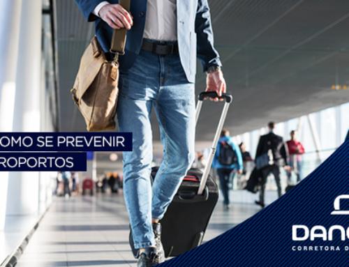 Coronavírus – Como se prevenir em aeroportos