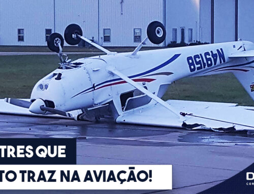Desastres Que O Vento Traz Na Aviação!