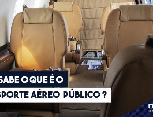 Você Sabe O Que é O Transporte Aéreo Público ?