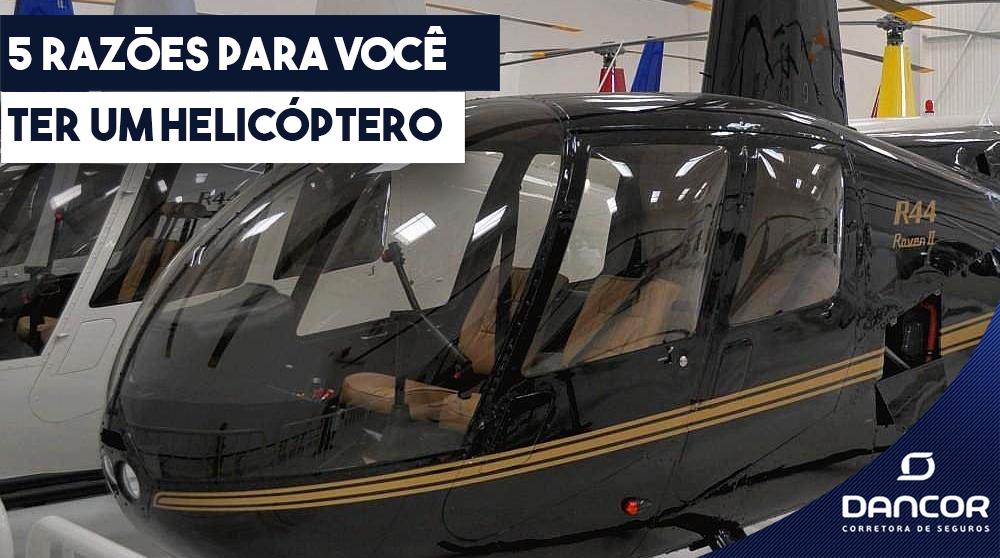 Ter Um Helicóptero