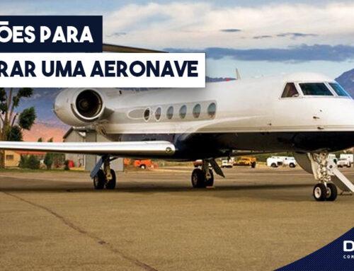 6 Razões Para Comprar Uma Aeronave