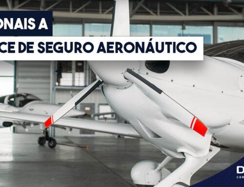 Adicionais a Apólice de Seguro Aeronáutico