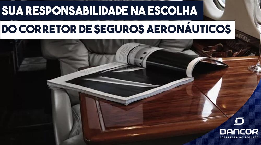 Corretor de Seguros Aeronáuticos